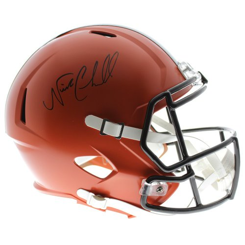 666fb950 Cleveland Browns Autographed Full Size Helmets | Signed Helmets