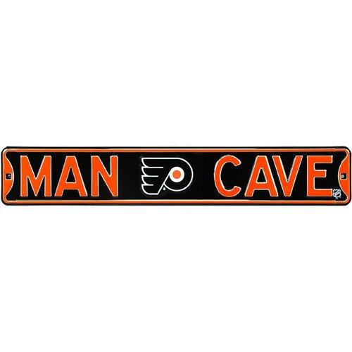 Philadelphia Flyers MAN CAVE Authentic Street Sign