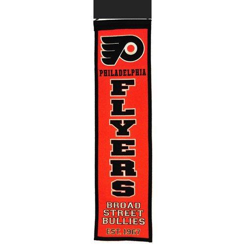 Philadelphia Flyers Vertical Banner
