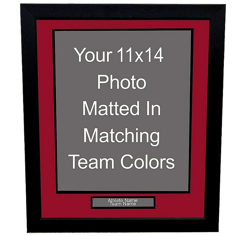 Professional 11x14 Framing with Nameplate