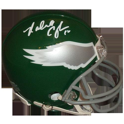 975f7b330fc Randall Cunningham Autographed Signed Auto Philadelphia Eagles Throwback  Mini Helmet - Certified Authentic