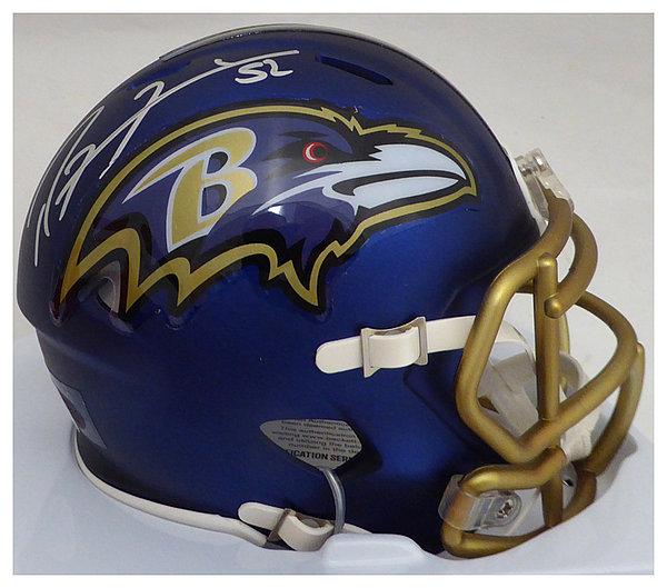 promo code 483a2 354b1 Ray Lewis | Autographed Football Memorabilia & NFL Merchandise