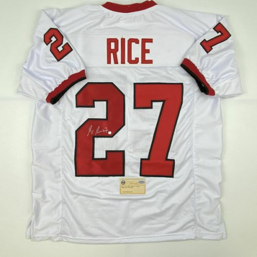 Ray Rice Autographed Memorabilia   Signed Photo, Jersey ...