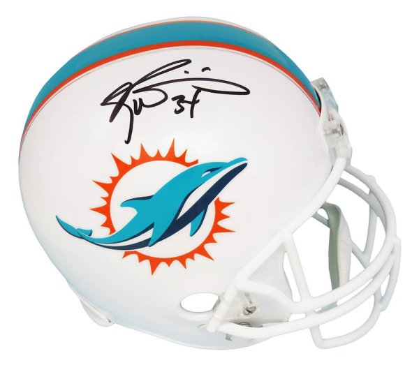 Ricky Williams Autographed Signed Miami Dolphins Current Style Riddell Full Size Replica Helmet