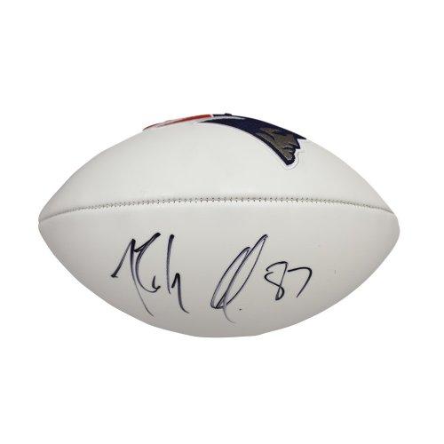 wholesale dealer eb0d6 ceea3 Rob Gronkowski Autographed Memorabilia | Signed Photo ...