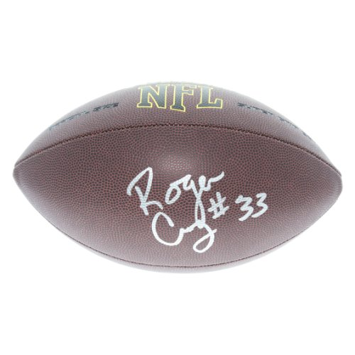 1b203bfd3 Roger Craig San Francisco 49ers Autographed Signed Wilson NFL Super Grip  Football - JSA Authentic