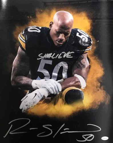 check out 490d8 2bcf0 Ryan Shazier Autographed Memorabilia | Signed Photo, Jersey ...
