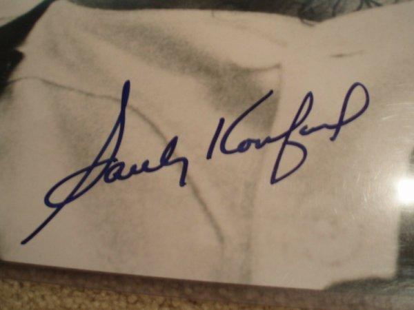 Sandy Koufax Autographed Signed Autograph 16X20 Photo PSA DNA COA Gem Mint 10 Auto JSA Beckett