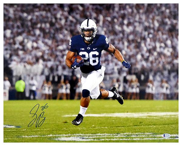 save off 0bf5f bc4a9 Saquon Barkley - Sports Memorabilia & Autographed Sports ...