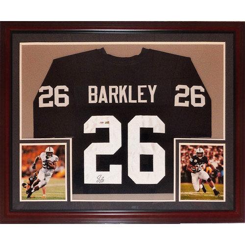 save off d6550 60f44 Saquon Barkley - Sports Memorabilia & Autographed Sports ...