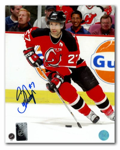 Scott Niedermayer New Jersey Devils Autographed Signed Hockey Captain 8x10  Photo - Certified Authentic bf6988ad2