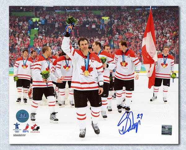 Scott Niedermayer Team Canada Autographed Signed 2010 Olympic Gold Autographed  Signed 16x20 Photo - Certified Authentic 1f6739f5a