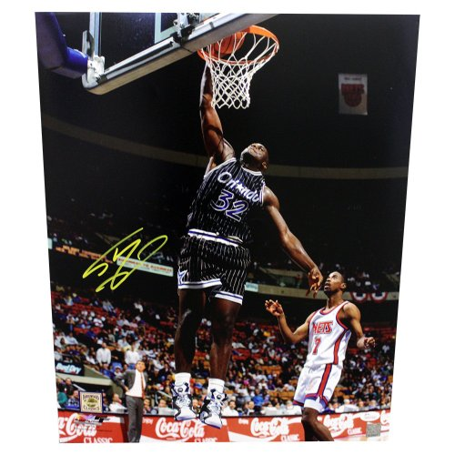 67598f2e6cd Shaquille O'Neal Orlando Magic Autographed Signed 16x20 Photo - JSA  Authentic