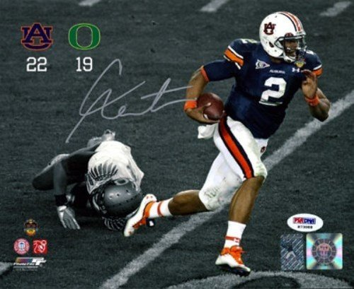 5403d92eb72 Signed Cam Newton Autographed 8x10 Photo Auburn Tigers - PSA DNA Certified