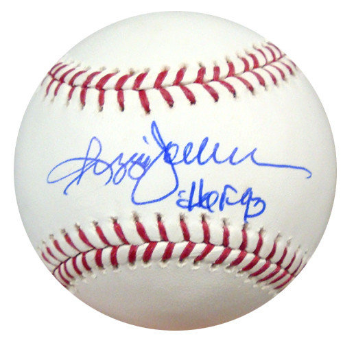 5e8df6818be Signed Reggie Jackson Autographed Official MLB Baseball New York Yankees  HOF 93 - PSA DNA Certified