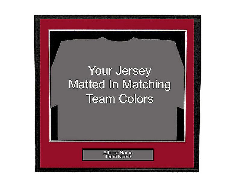 Standard Jersey Frame - Custom Made Frame