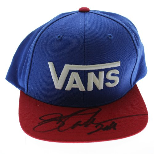 3c6885ee655 Steve Caballero Autographed Signed VANS Hat - PSA/DNA Authentic 144