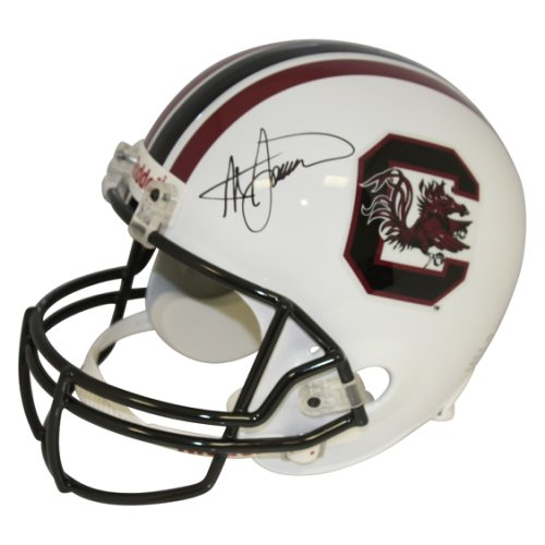 16e004bbc Steve Spurrier Autographed Signed South Carolina Gamecocks Full Size  Replica Helmet - Certified Authentic