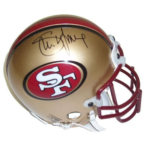 d006bf698 Steve Young Autographed Signed Auto San Francisco 49ers Mini Helmet -  Certified Authentic