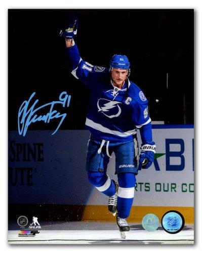 new product 3fd1d 43c86 Steven Stamkos | Autographed Hockey Memorabilia & NHL ...