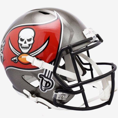 Tampa Bay Buccaneers Speed Replica Football Helmet NEW 2020