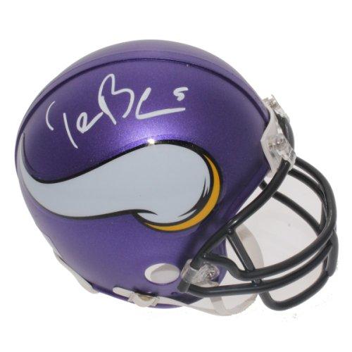 Teddy Bridgewater Autographed Signed Minnesota Vikings ...
