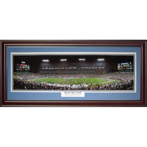 Tennessee Titans (Monday Night Football) Deluxe Framed Panoramic Photo