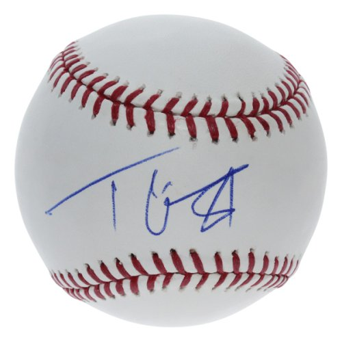 ef7129d34 Terrell Owens Autographed Signed Official Major League Baseball - Certified  Authentic