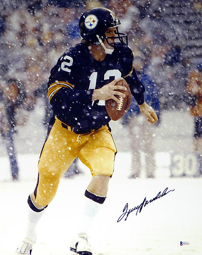 98e039d7f Terry Bradshaw Autographed Signed 16x20 Photo Pittsburgh Steelers - Beckett  Certified
