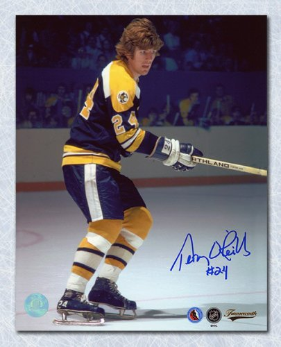 Terry O Reilly Boston Bruins Autographed Signed Vintage Action 8x10 Photo -  Certified Authentic a86f274ff