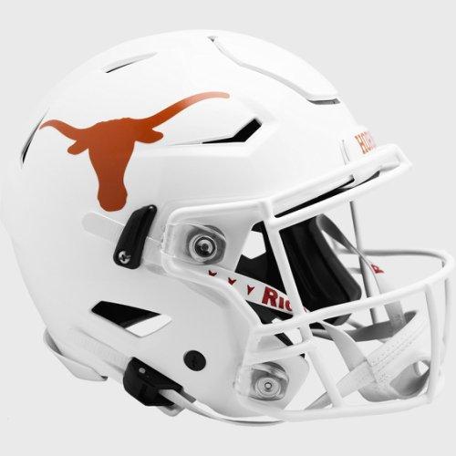 Texas Longhorns SpeedFlex Football Helmet
