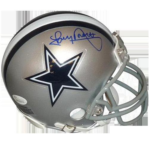 eca7298e8a9 Tony Dorsett Autographed Signed Auto Dallas Cowboys Mini Helmet - Certified  Authentic