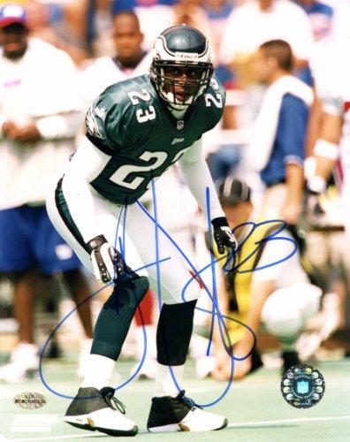 462b9c7afad Troy Vincent Philadelphia Eagles Autographed Signed 8x10 Photo - Certified  Authentic