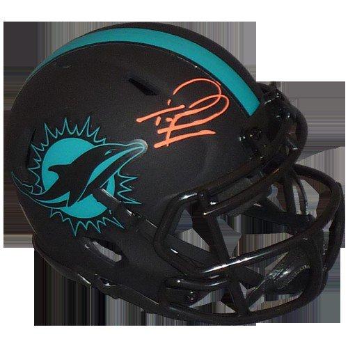 Tua Tagovailoa Autographed Signed Miami Dolphins (ECLIPSE Alternate) Mini Helmet - Fanatics