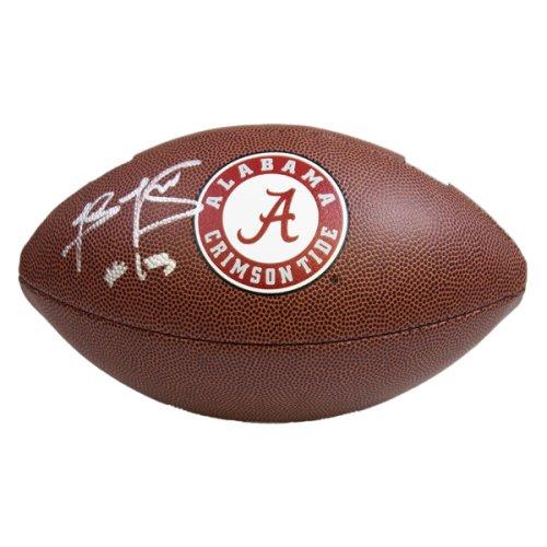 Tua Tagovailoa Signed Autographed Alabama Crimson Tide Alabama Crimson Tide Wilson NCAA Football - JSA Authentic