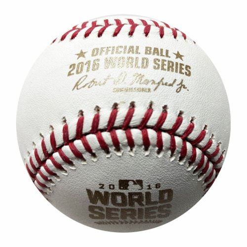 UNSIGNED 2016 World Series Official Rawlings Major League Baseball