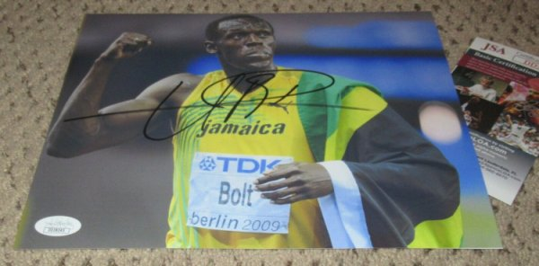 Usain Bolt   Player