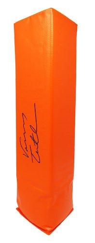 Vinny Testaverde Autographed Signed Orange Endzone Football Pylon