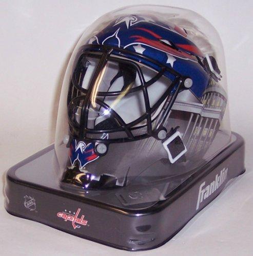 Washington Capitals Franklin Sports NHL Mini Goalie Mask