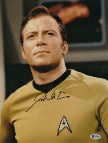 William Shatner Star Trek Capt Kirk Poster24in x 36in