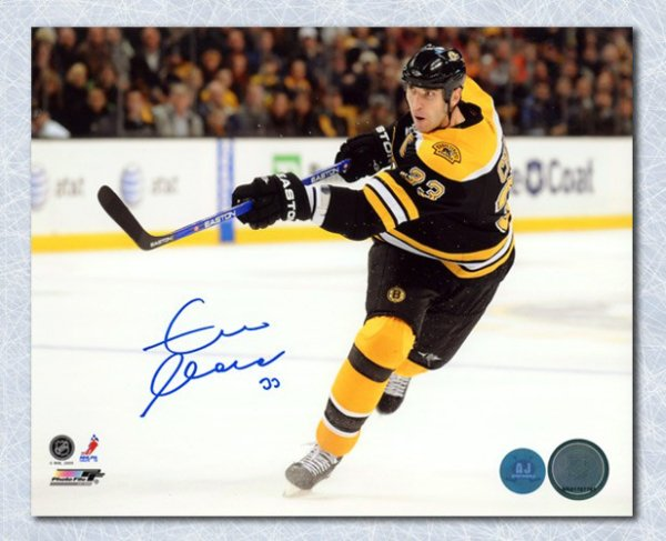Zdeno Chara Boston Bruins Autographed Signed Norris Season Action 8x10  Photo - Certified Authentic df733ffa3