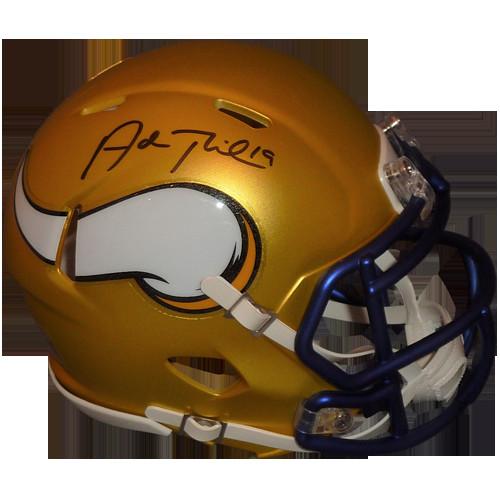f3d0cbf49 Adam Thielen Autographed Signed Auto Minnesota Vikings Blaze ...