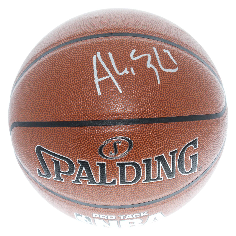 Nuggets English: Alex English Denver Nuggets Autographed Signed Spalding
