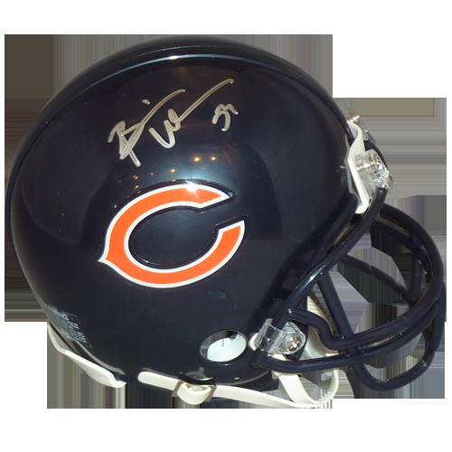 f2a77a7b05f Brian Urlacher Autographed Signed Auto Chicago Bears Mini Helmet -  Certified Authentic
