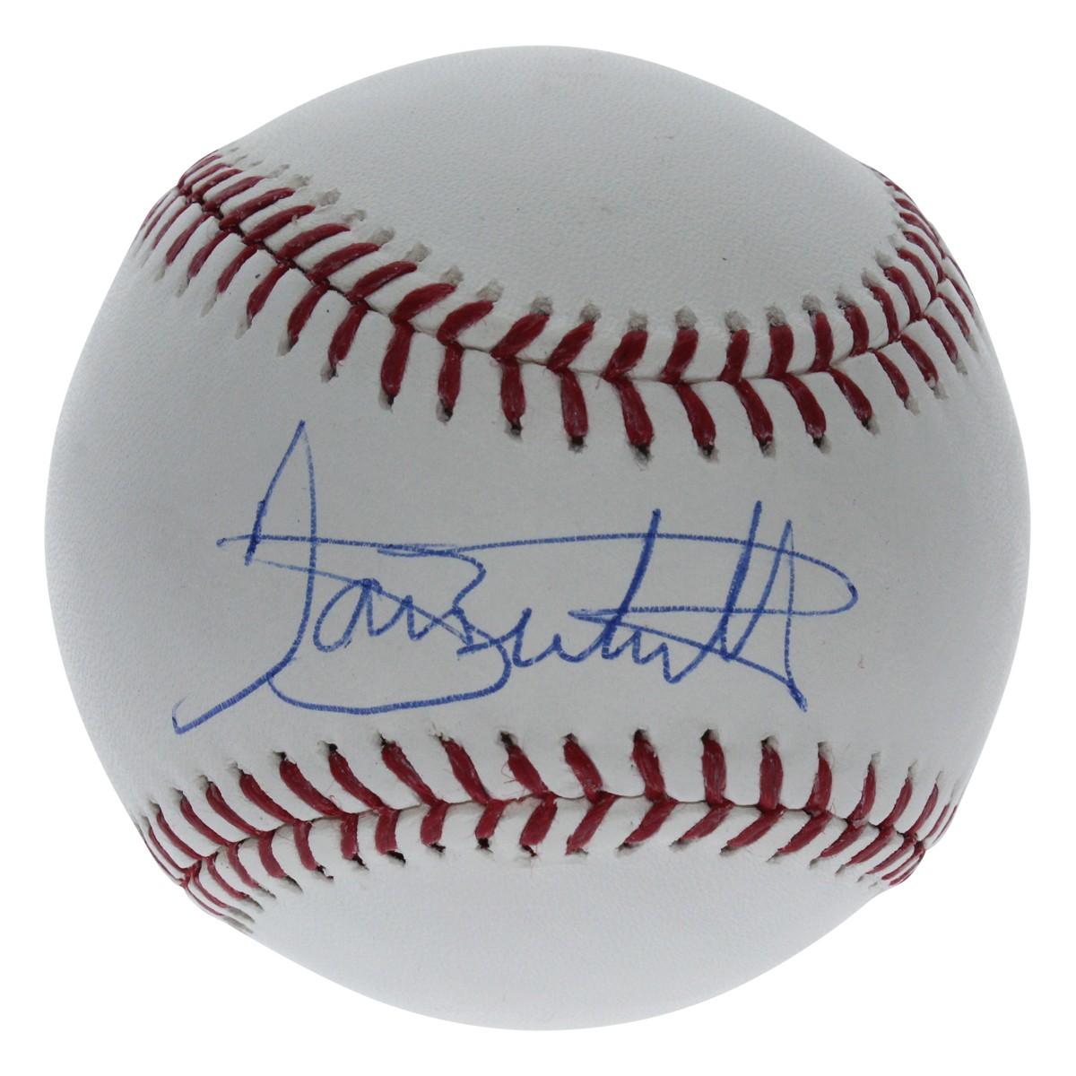 ea6b60ccc Dante Bichette Autographed Signed Official Major League Baseball - JSA  Authentic