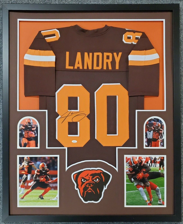 jarvis landry signed jersey