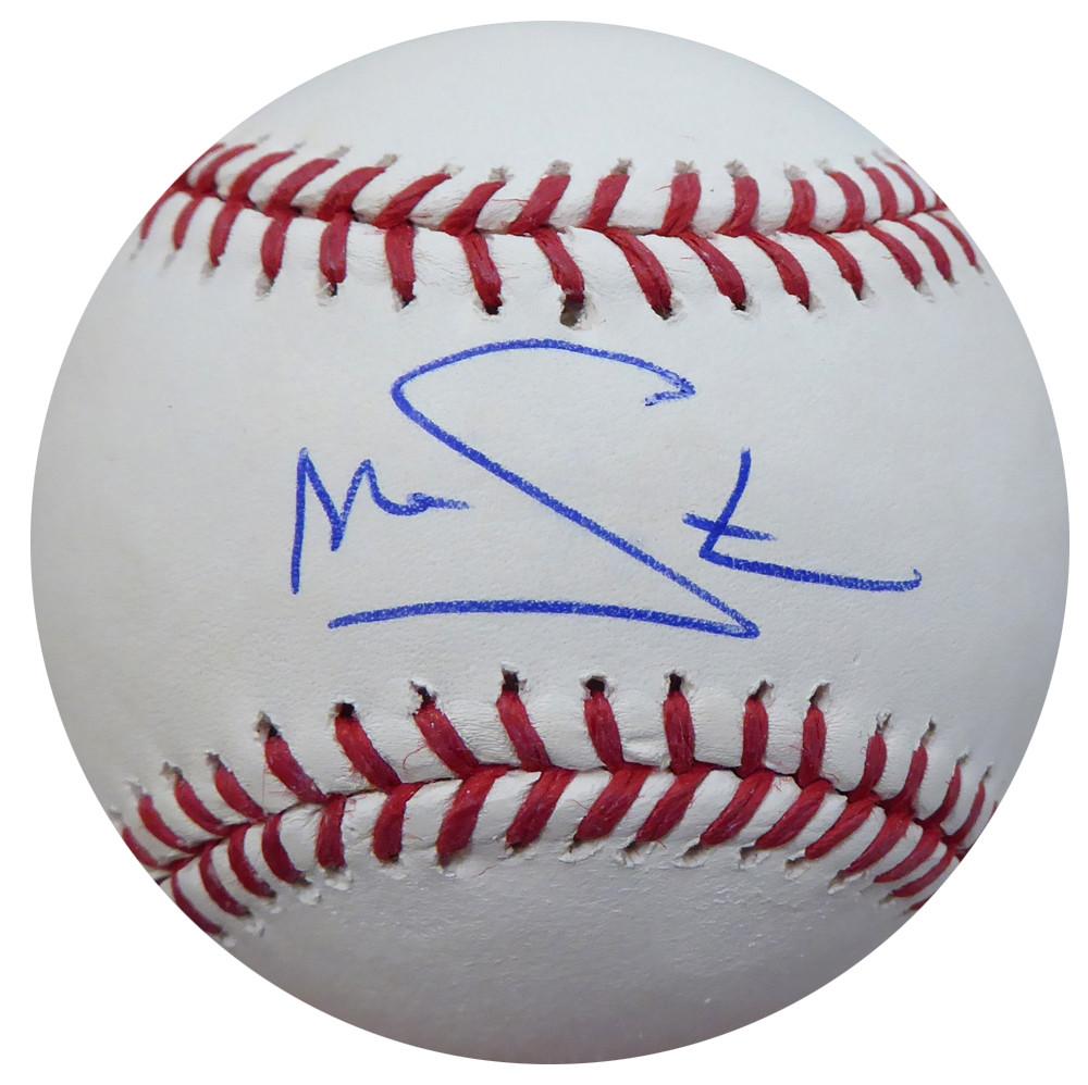 586bbdba3cf Marcus Stroman Autographed Signed Official MLB Baseball Toronto Blue Jays -  Beckett Authentic
