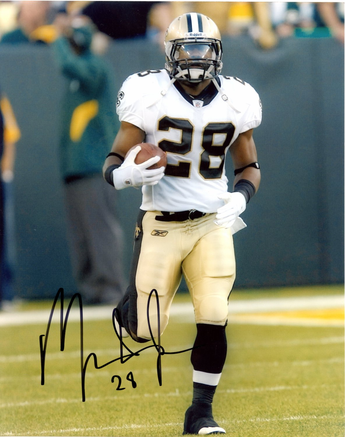 343774144 Mark Ingram New Orleans Saints Autographed Signed 8x10 Photo ...
