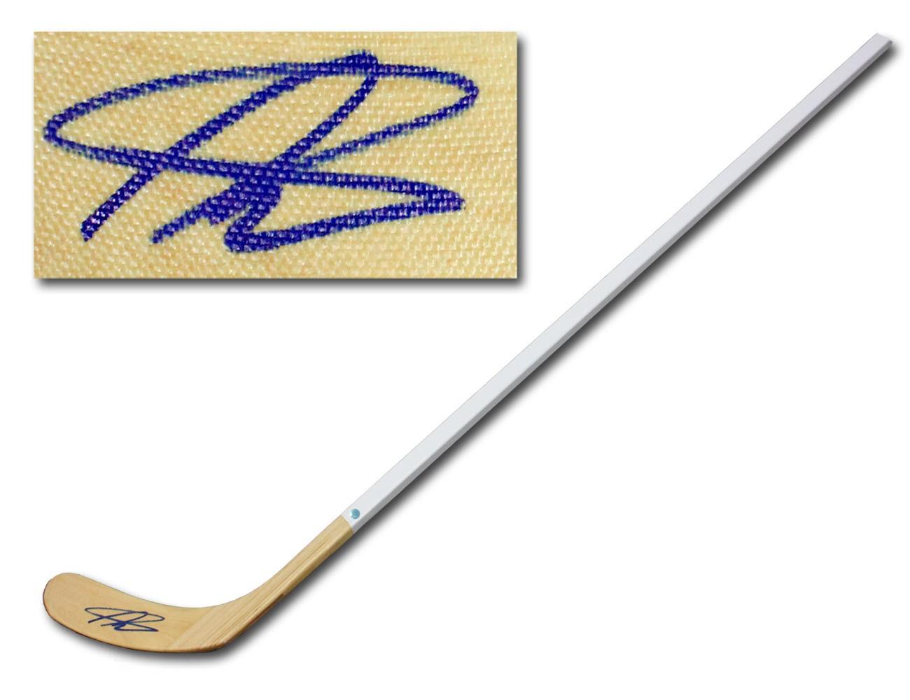 2b8a6e958 Nolan Patrick Autographed Signed Wood Hockey Stick - Philadelphia Flyers -  Certified Authentic