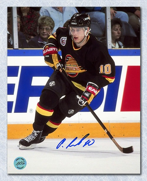28ebe712c Pavel Bure Vancouver Canucks Autographed Signed Skating Autographed Signed  11x14 Photo - Certified Authentic